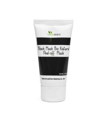 Black Mask Peel Off - Naturaequa