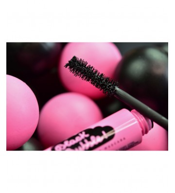 Black Bubble Natural Mascara - Neve Cosmetics