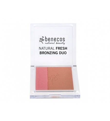 Natural Fresh Bronzing Duo - Benecos