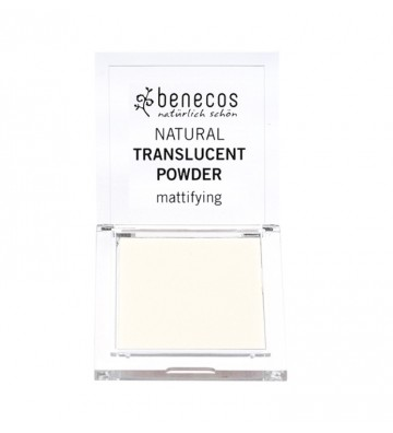 Natural Translucent Powder Mission Invisible - Benecos